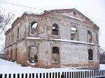 Столин, синагогальный двор:  синагога Главная, 1792-93 гг.