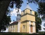 Сычи (Брест. р-н), церковь св. Параскевы, 1822 г.
