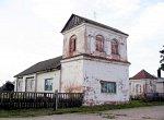 Тимковичи, брама-колокольня церкви св. Николая, 1860-е гг.