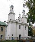 Толочин, монастырь базилиан:  церковь Покровская, XVIII в.?