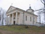 Вишнево (Сморг. р-н), костел св. Тадеуша, 1811-20 гг.