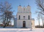 Вишнево (Волож. р-н), костел Благовещенский, 1637-41 гг…