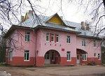 Воропаево, усадьба: дом управляющего Куркузовича, 1920-е гг.