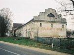 Высокое (Камен. р-н), монастырь бонифратов: костел? св. Яна и жилые корпуса, около 1773 г.