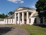 Высокое (Камен. р-н), усадьба:  дворец, 1816 г.