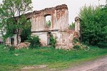 Высокое (Камен. р-н), синагога  (руины), кон. XVIII-нач. XIX вв.