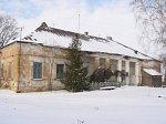 Яновичи (Клецкий р-н), усадьба:  усадебный дом, 1-я пол. XIX в.