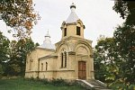 Ятвеск (Свисл. р-н), церковь Покровская, 1863-79 гг.