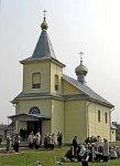 Юратишки, церковь св. Николая (дерев.), 1-я пол. XIX в.?