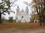 Засвирь, монастырь:     костел Троицкий, 1713-14 гг.
