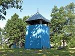 Здитово (Жабинк. р-н), церковь: колокольня (дерев.), XVIII в.?