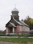 Желудок, церковь св. Мартина Туровского, 1998-99 гг.