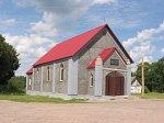 Жемыславль, часовня католич. Короля Христа, 2000 г.