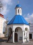 Жировичи, монастырь: часовня, после 1990 г.