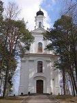 Жировичи, монастырь:  церковь Крестовоздвиженская, 1769 г.