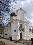 Жировичи, монастырь:  церковь Богоявленская, 1672 г.?