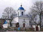 Жировичи, монастырь: колокольня, 1828 г.