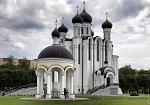 Барановичи, церковь св. Александра Невского, 1998 г.