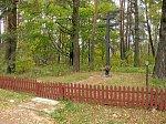 Белая (Сморг. р-н), кладбище солдат 1-й мировой войны, 1915-18 гг.