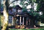 Бердовка, усадьба:   усадебный дом Бердовских (?) (дерев.), нач. XIX в.?