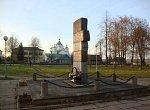 Бешенковичи, основание памятника Александру I, 1822 г.?