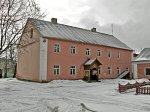 Бешенковичи, усадьба Хрептовичей:  старый дворец Сапег (?), 2-я пол. XVII в.?