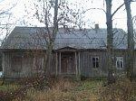 Блошники, усадьба:  усадебный дом (?) (дерев.), XIX в.?