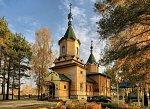 Бобруйск, церковь св. Ильи (дерев.), 1893 г., 2003-08 гг.