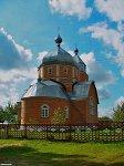 Бол. Малешево, церковь Рождества Христова, после 1990 г.
