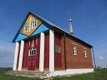 Бол. Воробьевичи, церковь св. Георгия, 1992-94 гг.