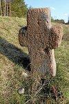 Бол. Шиловичи, каменный крест