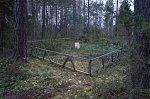 Бонда, братская могила солдат 1-й мировой войны, 1915-18 гг.