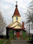 Борисов, церковь старообрядческая Покровская (дерев.), нач. XIX в.?