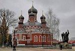 Борисов, собор Воскресенский, 1874 г.