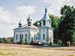 Браслав, церковь Успенская, 1897 г.