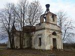 Браздецкая Слобода, церковь св. Николая, 2-я пол. XIX в.