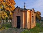 Брест, кладбище католическое:   часовня католич., 1857 г.?