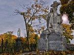 Брест, кладбище католическое:  надмогилья, XIX-1-я пол. XX вв.