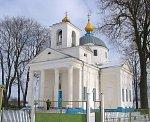 Чашники, церковь Спасо-Преображенская, 1843-45 гг.?