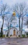 Дисна, церковь Воскресенская, 1864-70 гг.