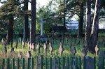 Докшицы, кладбище польских солдат, 1920-е гг.