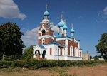Дрисвяты, церковь св. Петра и Павла, 1908 г.