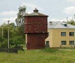 Друть, башня водонапорная, кон. XIX-1-я пол. XX вв.