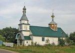 Дуброво (Молод. р-н), церковь Рождества Богородицы (дерев.), 1920 г.?