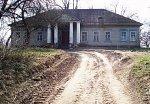 Двор-Гомель, усадьба:  усадебный дом (дерев.), XIX в.