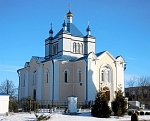 Дзержинск, церковь Покровская, 1850 г.