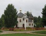 Энергетиков, церковь св. Николая, после 1990 г.