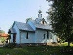 Езерище, церковь Успенская, после 1990 г.