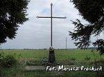 Феликсово, памятник польским солдатам 1920 г., после 1990 г.