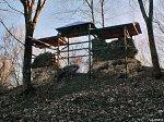 Геранены, замок Гаштольдов /сохр. частично/, кон. XV-нач. XVI вв.